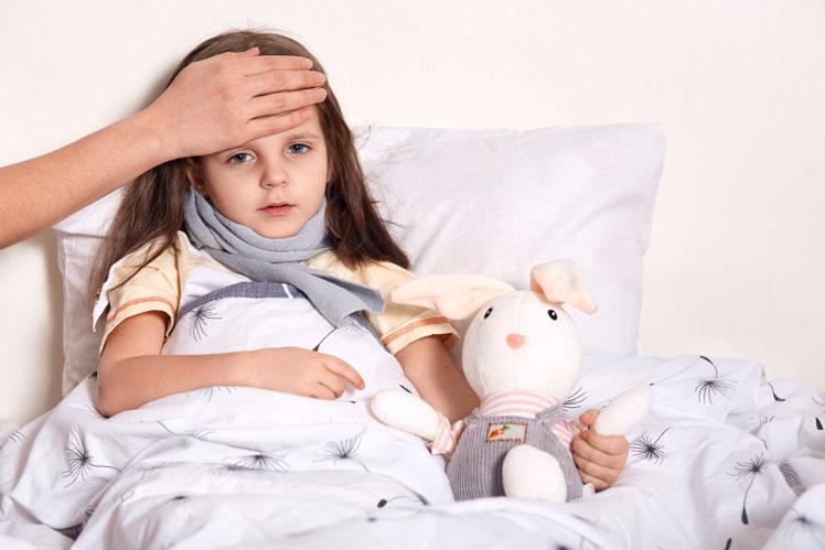 Что нужно знать родителям о детском гриппе и ОРВИ