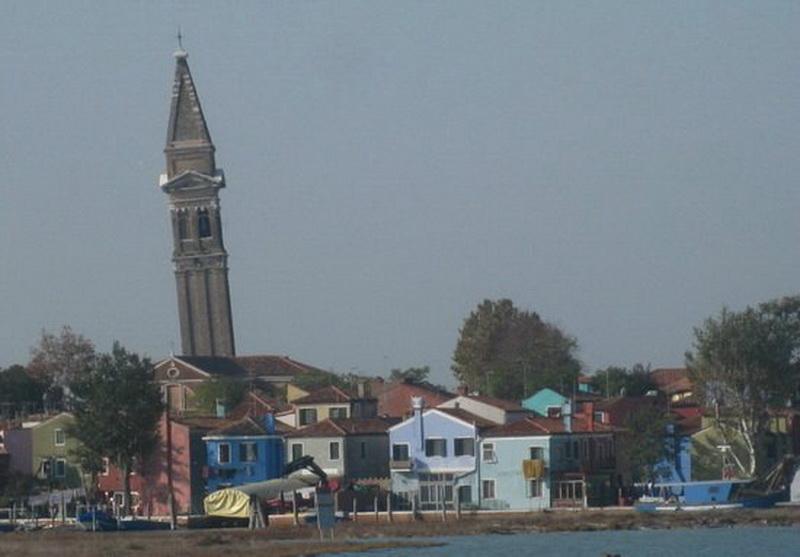 8. Башня Бурана, Италия