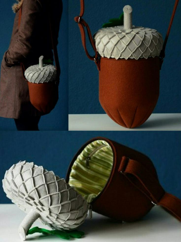 Осенняя сумочка