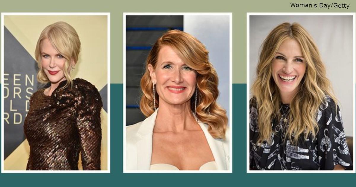 30 великолепных причесок для женщин старше 45
