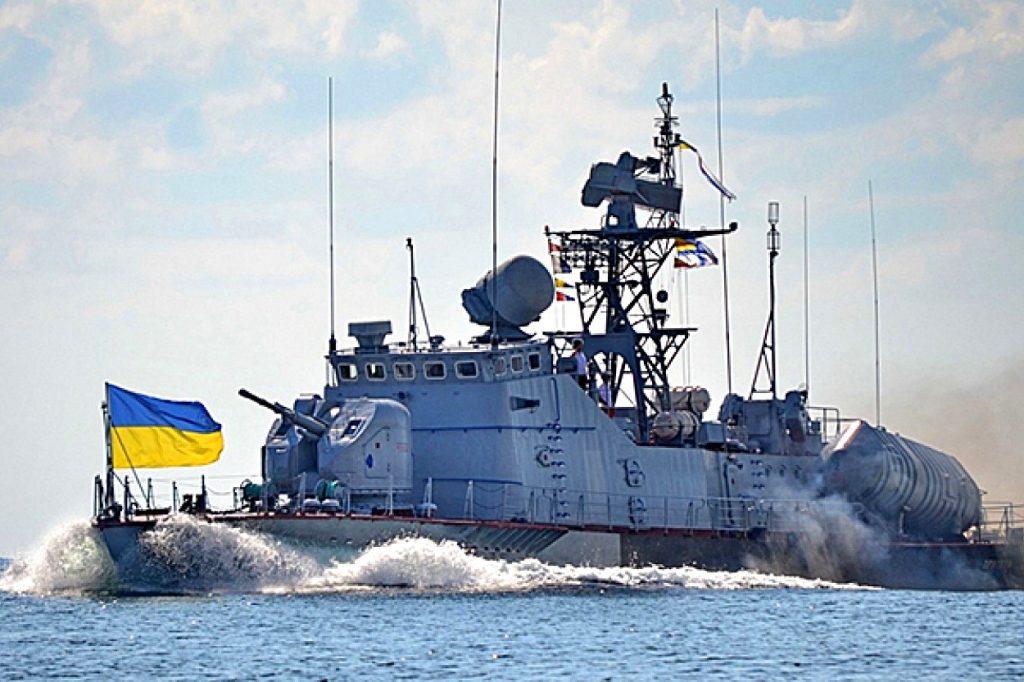 Украина готовится к настояще…