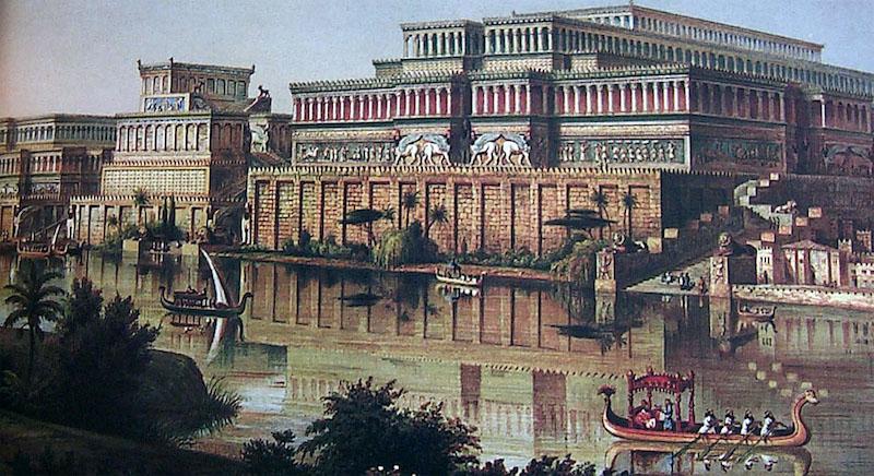 Великие библиотеки древнего мира. За какие запретные знания их уничтожили?