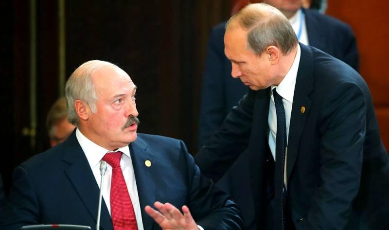 Лукашенко: Не Россией единой! Запад тоже хороший!