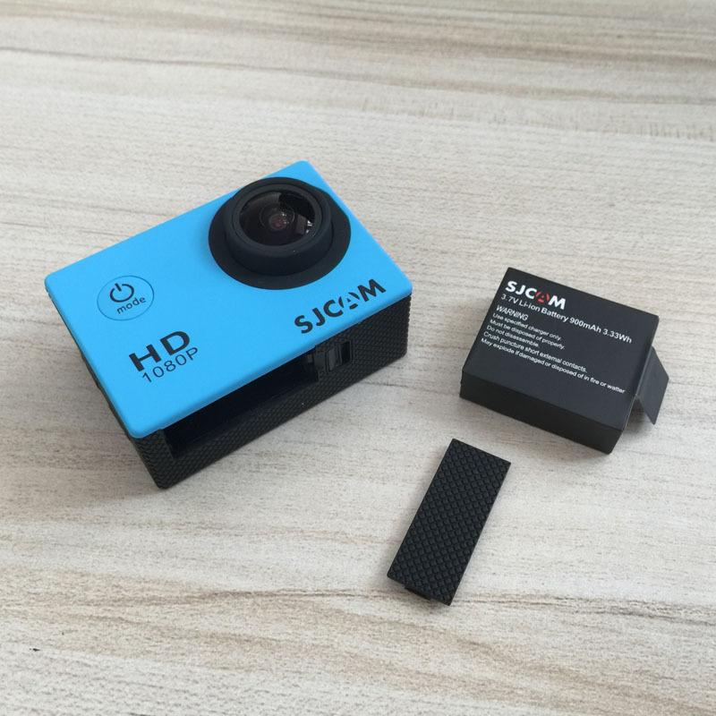 Экшн-камера от бренда SJCAM: новые возможности для экстремальных съемок