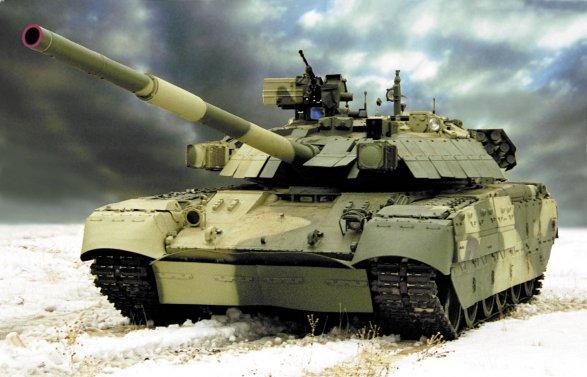 Украина предлагает Азербайджану современные БТР и танк «Оплот»