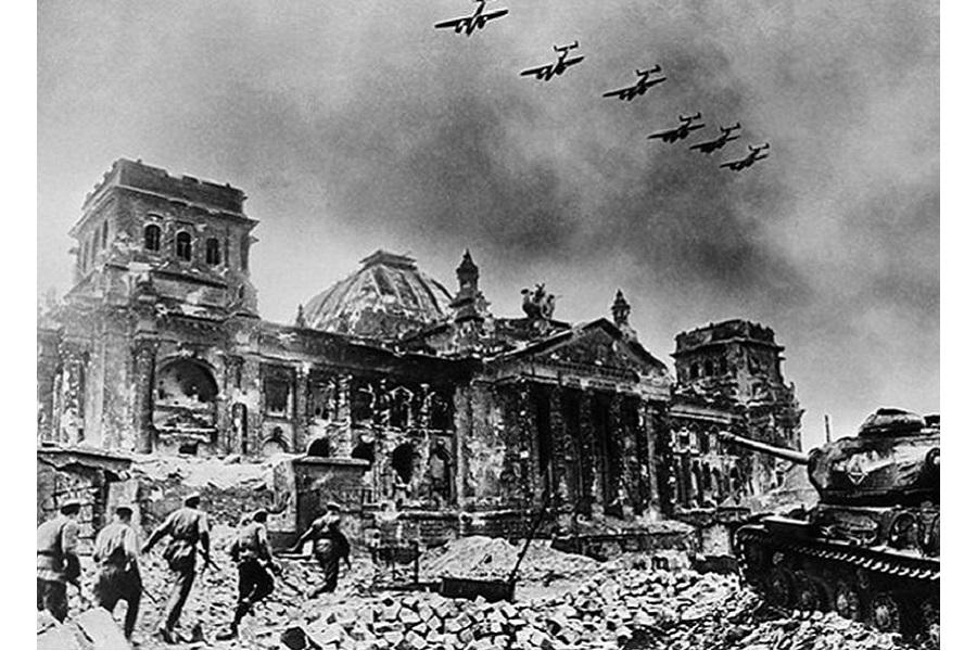 Германия начинает пересмотр итогов 2-й Мировой войны
