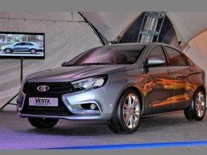 В Ижевске представлены новейшие модели LADA
