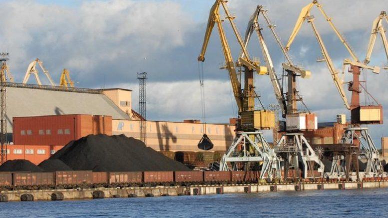 Порты прибалтов Россия уже утопила