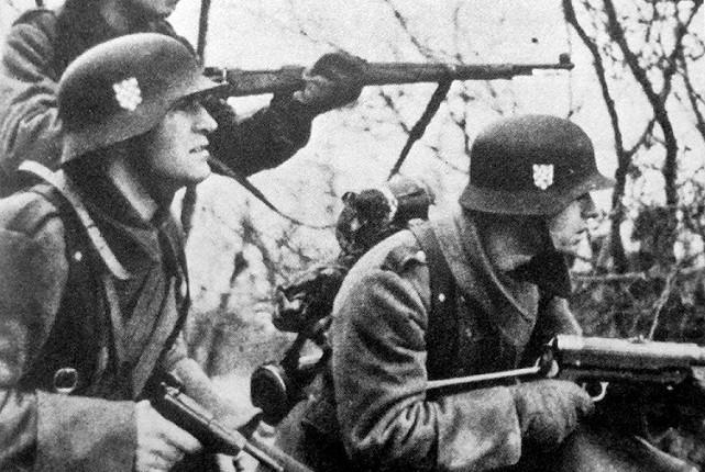 Когда и как хорваты воевали …