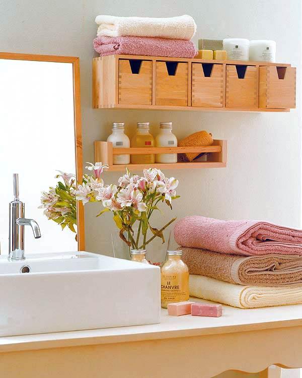 Как сделать уютную ванную комнату