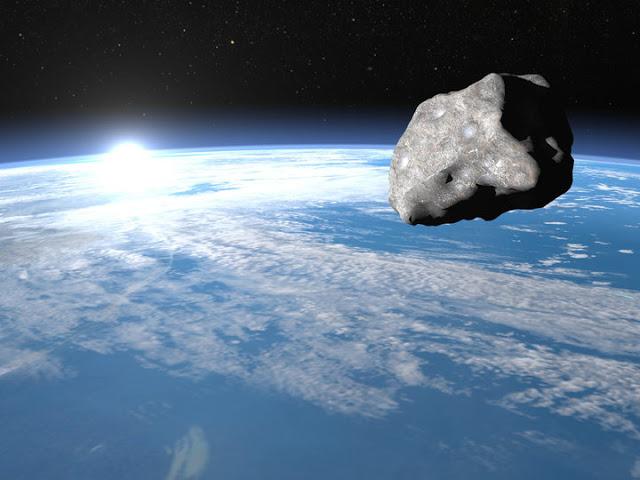 На следующей неделе рядом с Землей пролетит крупный астероид