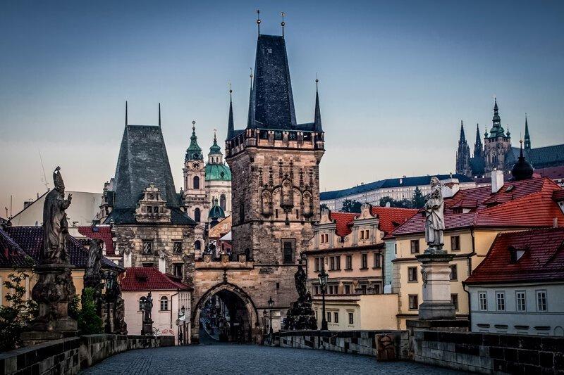 5. Чешская Республика порядок и чистота, путешествия, страны, факты