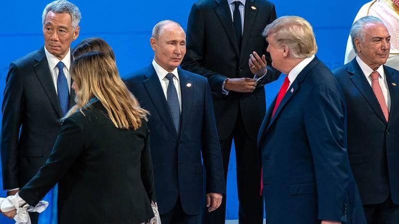 «Путин издевался над Трампом…