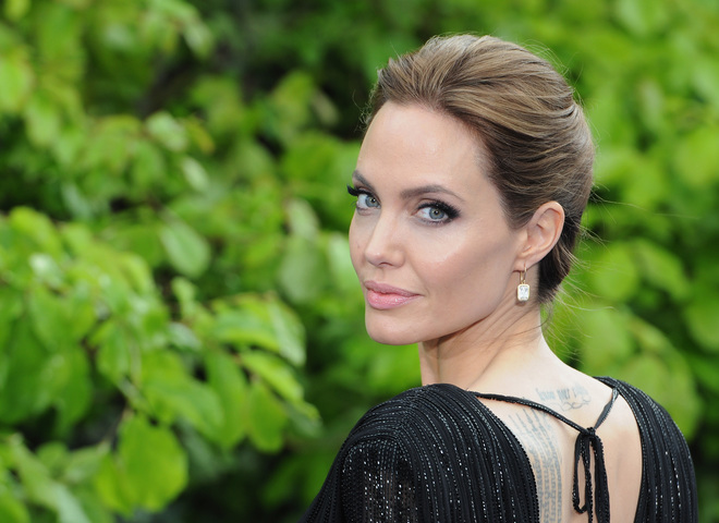 Анджелина Джоли лучшие образы