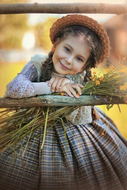 Кто может быть любимее, чем дети
