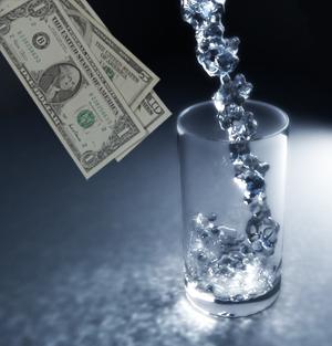 Как зарядить воду на богатство