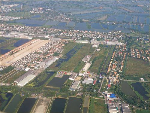 Наводнение в Бангкоке глазами очевидца