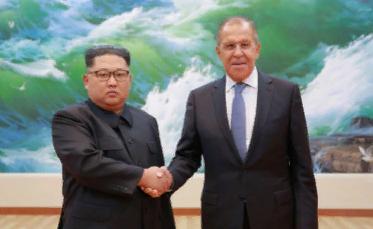 Трампу не понравилась встреча Лаврова с Ким Чен Ыном
