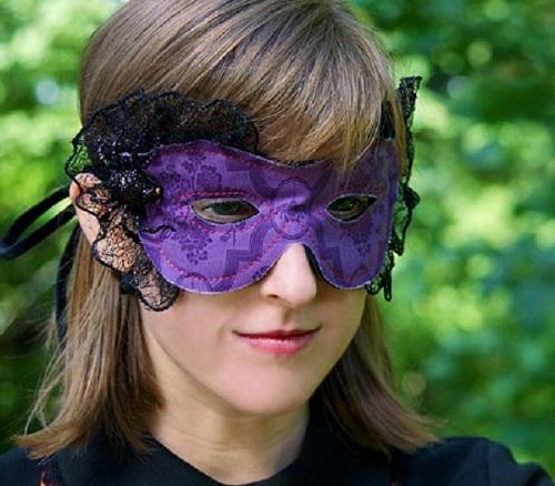Новогодние маски к 2018 году…