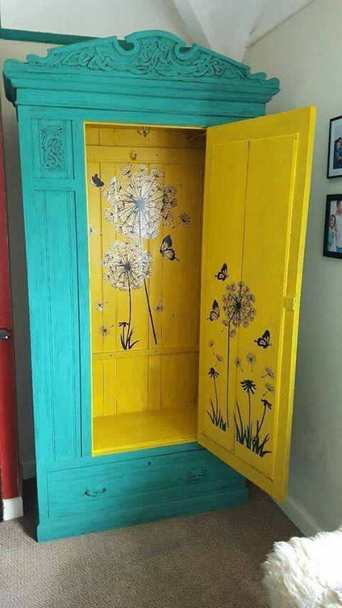 Любимый летний шкаф