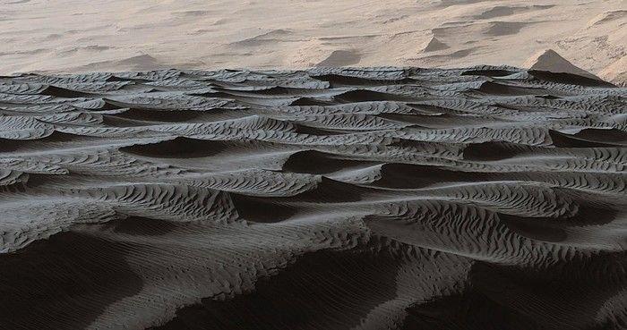 Марс в объективе NASA