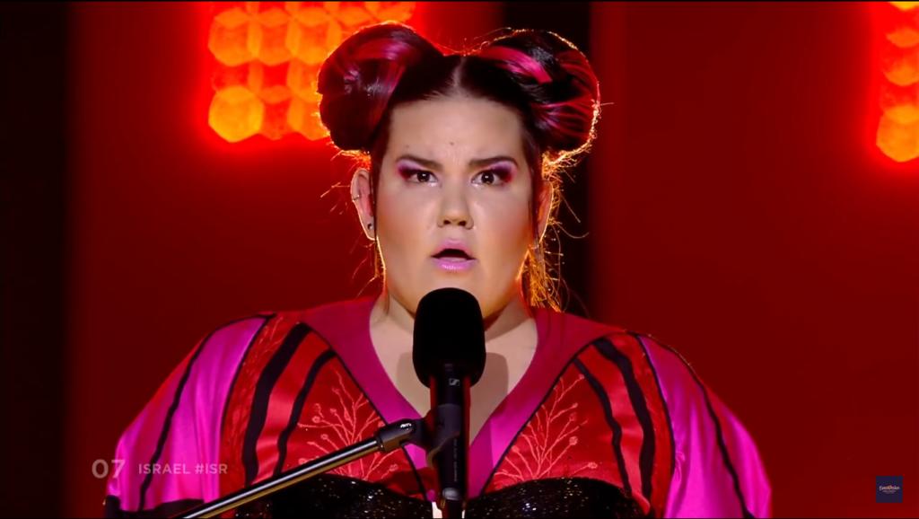 Песня-победитель Евровидения-2018: Скандальная Израильтянка Отвоевала трофей!