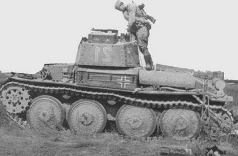 Иван Середа: как кашевар одним топором обезвредил фашистский танк