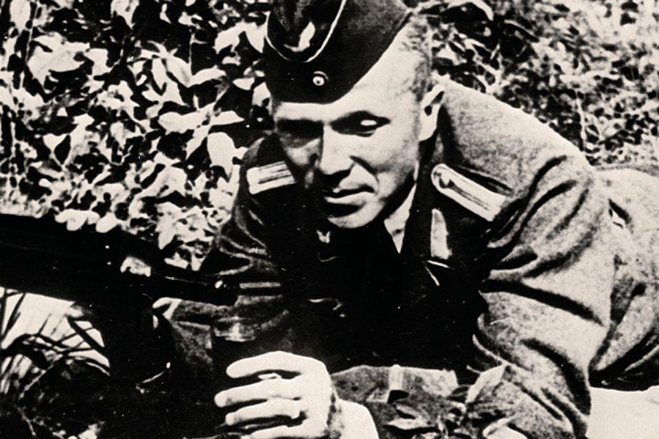 АННА ВЕЛИГЖАНИНА  Реальный прототип Штирлица разгадал секретные планы Гитлера по одной фразе