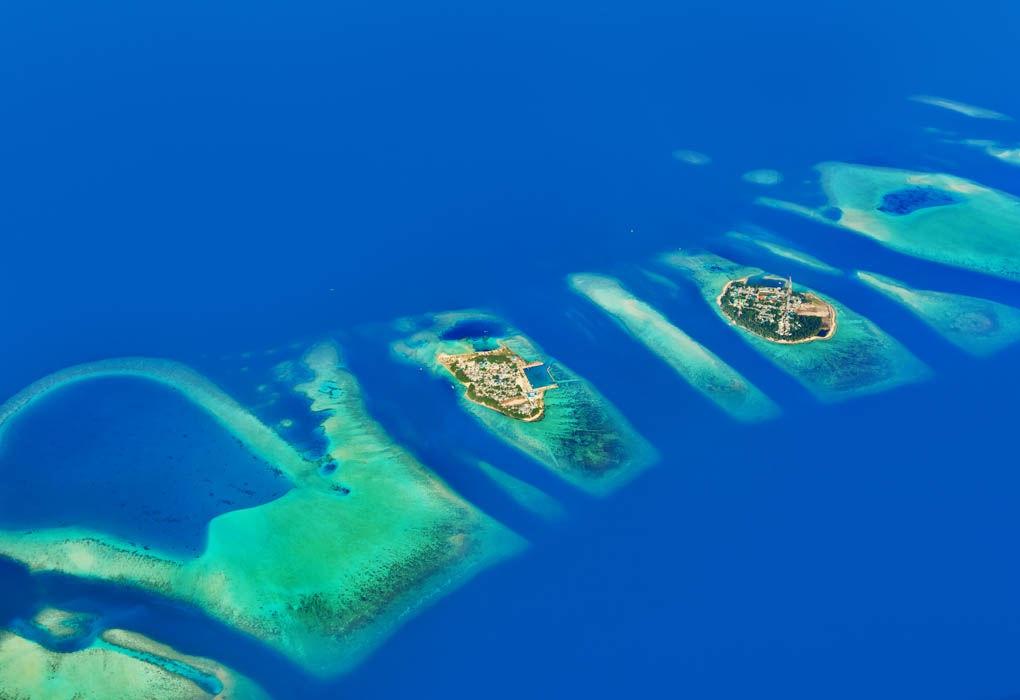 Острова в океане моя планета, острова