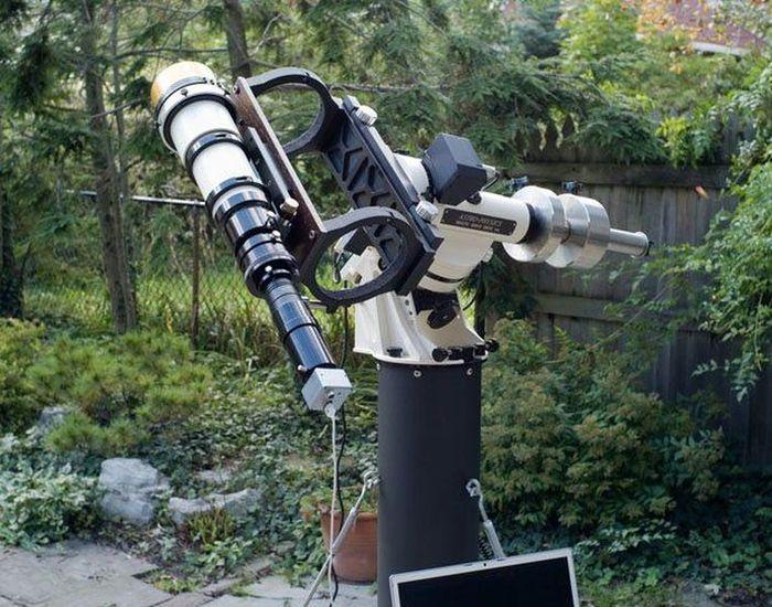Фото с любительских телескопов 1332 фотография