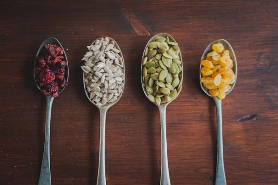 полезные семена и зерна