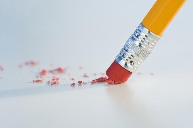 10 впечатляющих лайфхаков для карандаша с ластиком, которые стоит запомнить