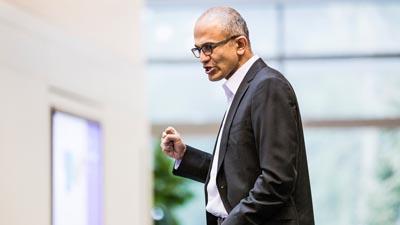 Зарплата нового CEO Microsoft выросла на 70%