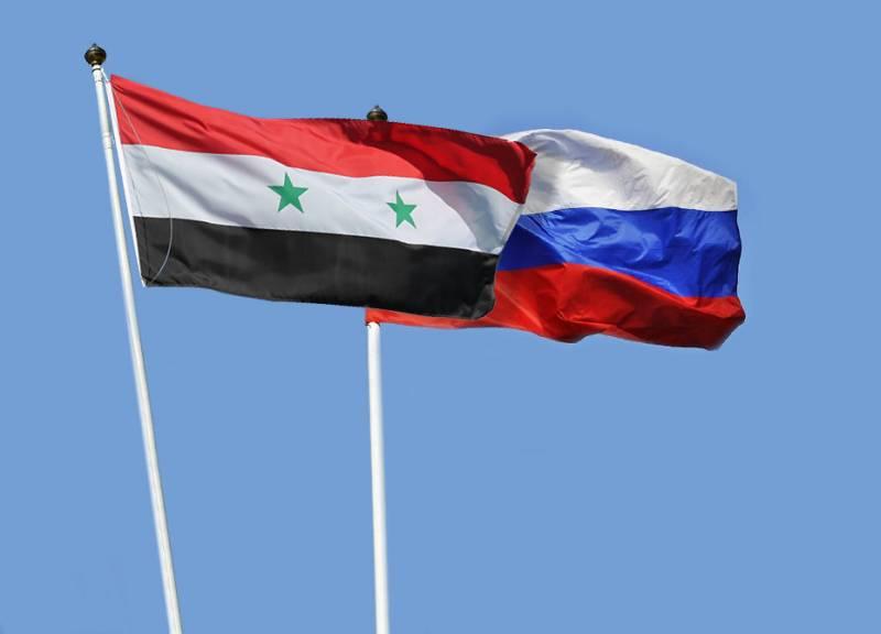 Россия и Сирия: не просто военная операция