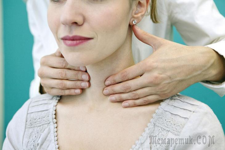 Первые симптомы проблем с щитовидной железой, которые не стоит игнорировать