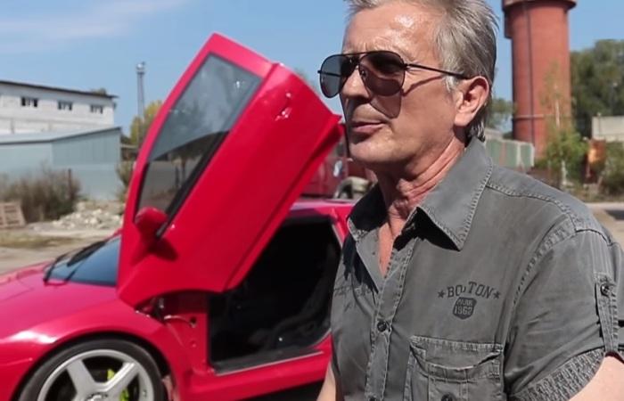 Как украинский умелец собрал собственный суперкар Lamborghini