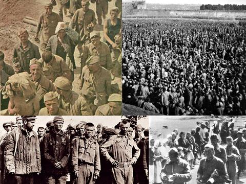 Правда о пленных советских солдатах