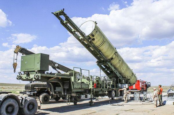 Россия провела успешные испытания новой ракеты системы ПРО