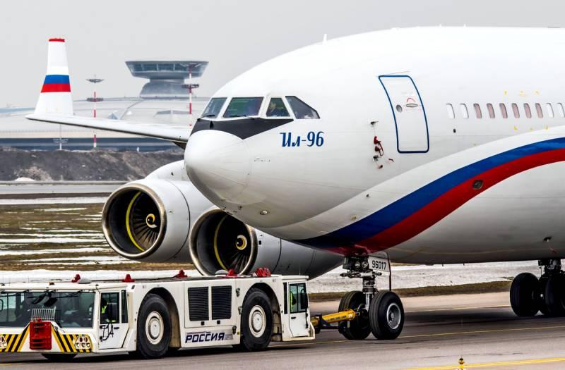Возрождение Ил-96: вперед в прошлое