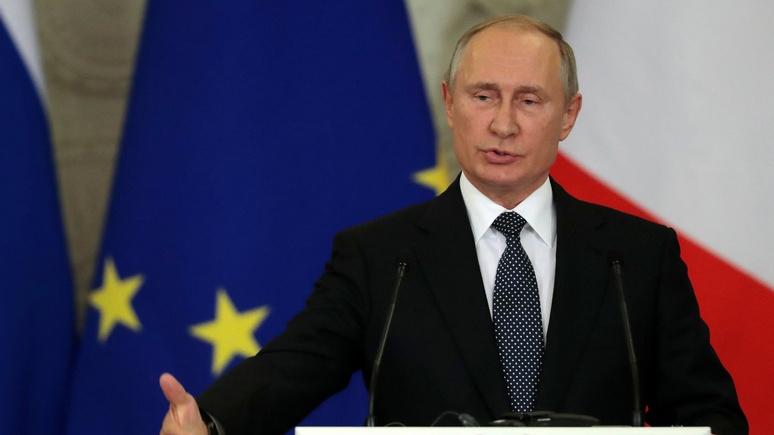 Путин наносит контрудар. Европа под прицелом