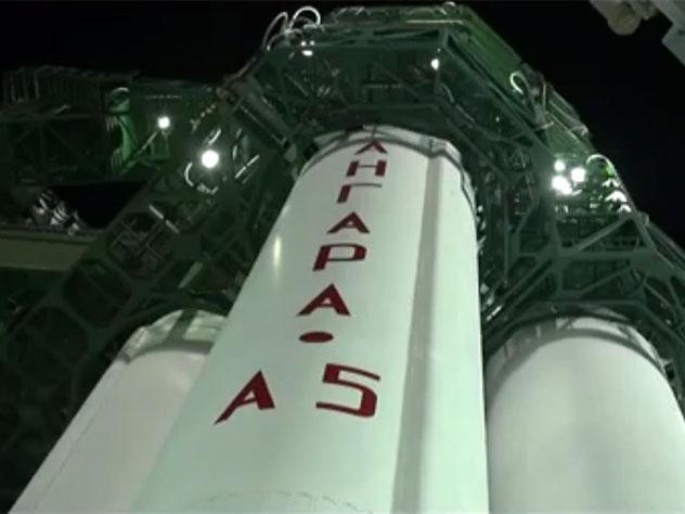 В российскую ракету «Ангара» вложили 110 млрд рублей