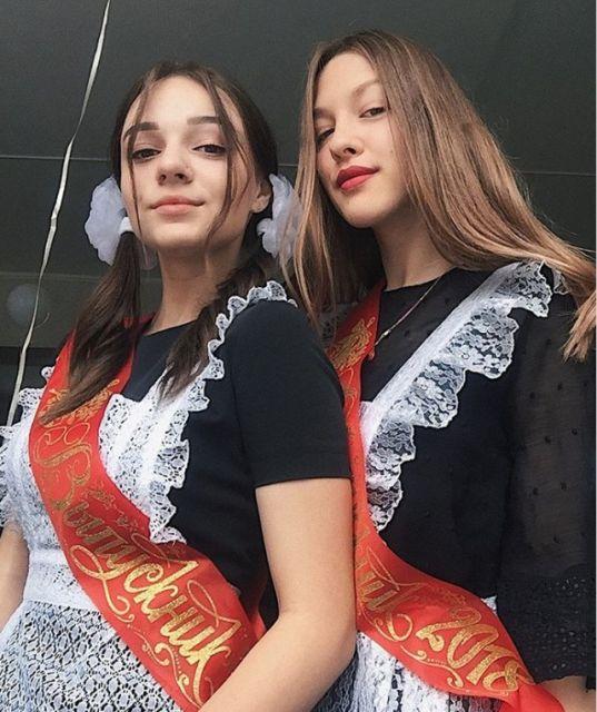 Выпускницы 2018 года