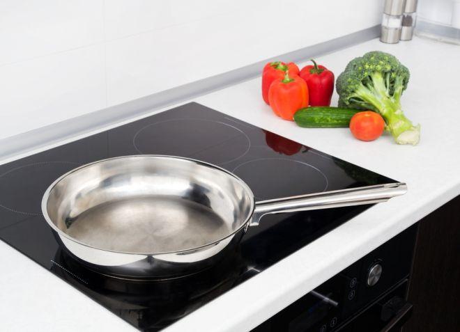 сковорода из нержавеющей стали пригорает