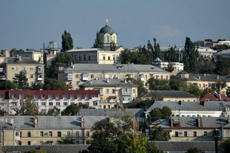 Дома в центре Севастополя вы…