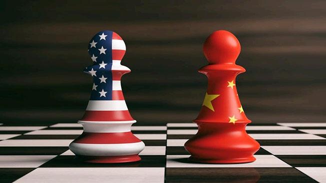 Китай и США вышли на очередн…