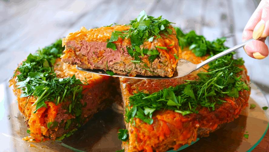 Печень по-царски — шикарное блюдо из доступных продуктов