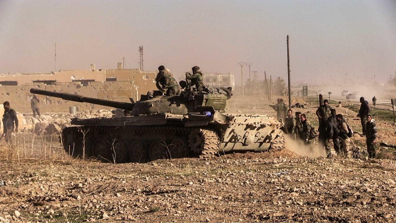 Контроль над Тал Эль-Харра: «Силы Тигры» прорываются к Голанам