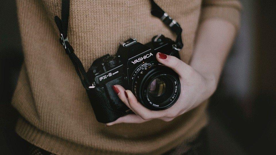 Умерла фотограф и редактор V…
