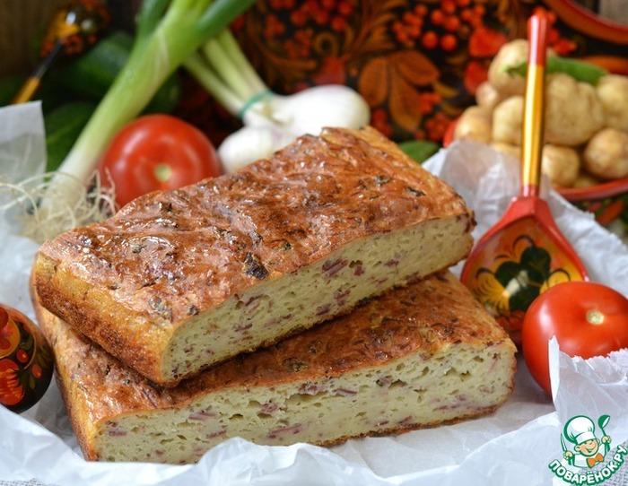 Картофельный хлеб пастуха