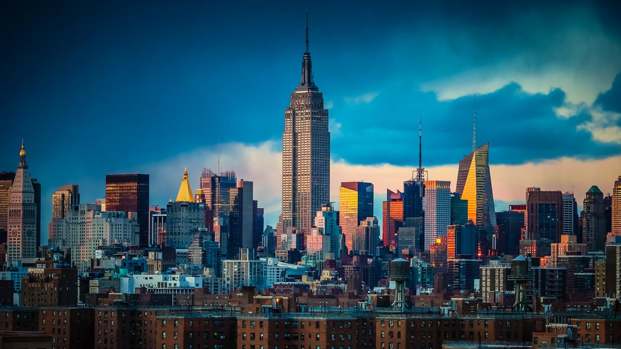 США. Нью-Йорк. (Thomas Hawk)